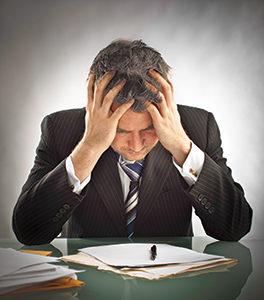Executive-job-search-frustation