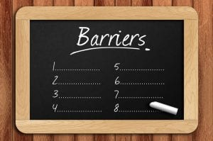 new opportunities not barriers