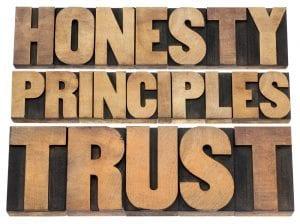 Honesty & Trust