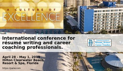 2019 Career Coaching Conference in Florida