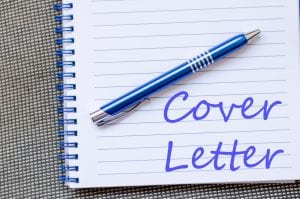 cover letter tip #1