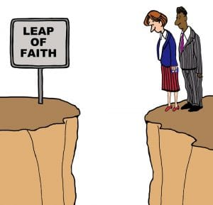 Career Leap of Faith