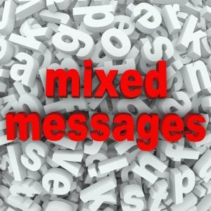 Mixes Messages from Boss