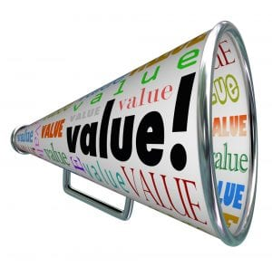 employer value message