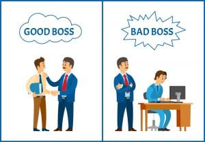 Good Boss-Bad Boss