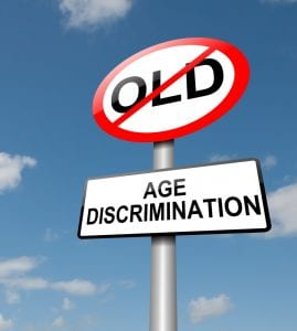 old-age discrimination