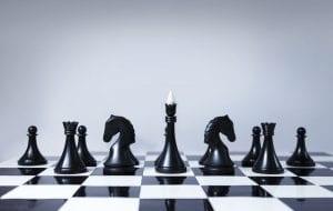 career success strategy like chess