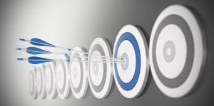hit career success target