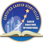Invest in Yourself-Certified Career Storytellers logo